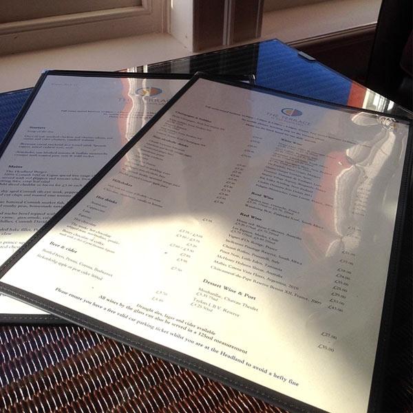 prot ge menu en plastique prot ge menu am ricain prot ge menu pas cher. Black Bedroom Furniture Sets. Home Design Ideas